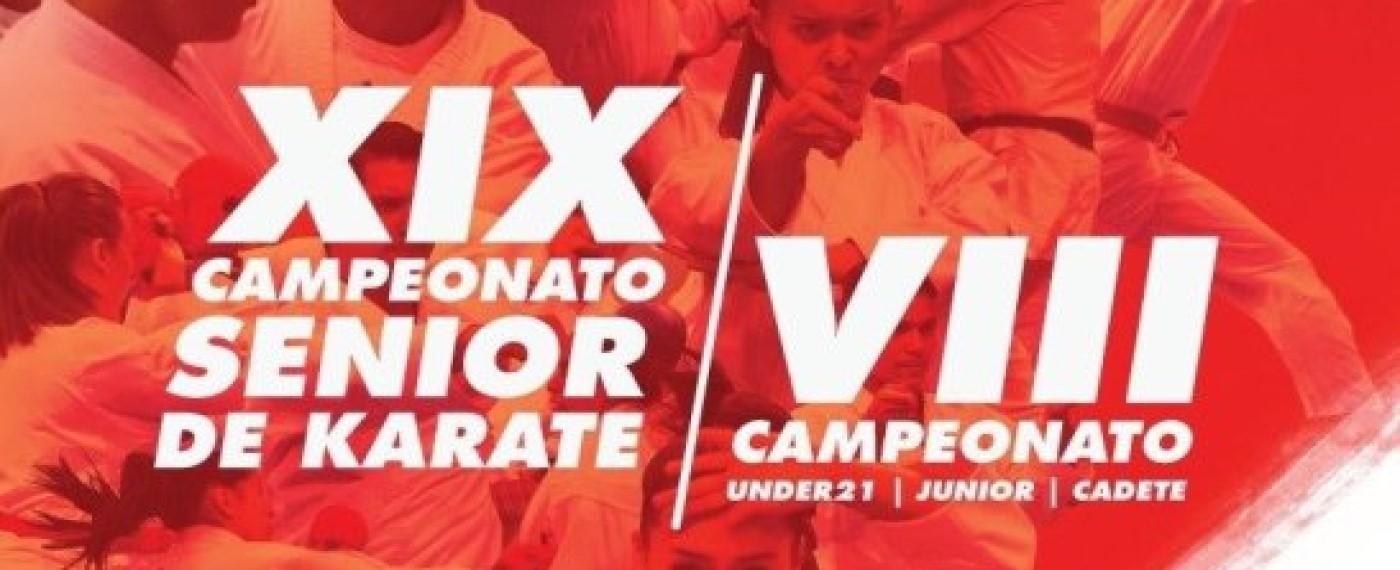 XIX CAMPEONATO SENIOR DE KARATE y VIII CAMPEONATO UNDER 21, JUNIOR Y CADETE CCCK 🇨🇷 2019