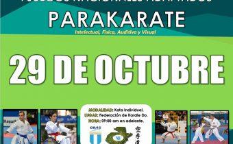parakarate 2017